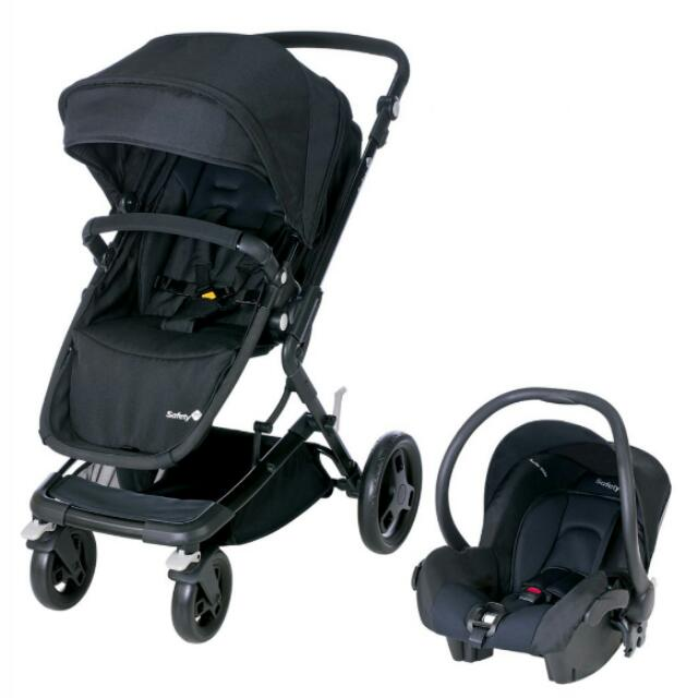 Safety 1st Stroller with Infant Car Seat, Babies & Kids, Strollers