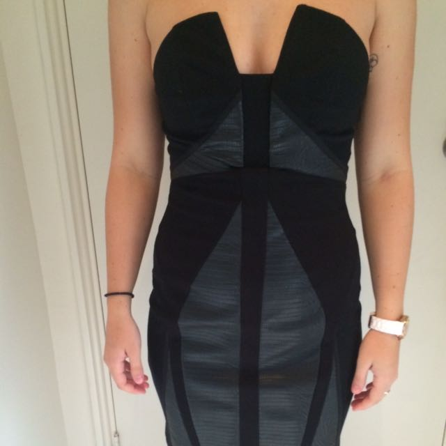 SEDUCE Strapless Dress