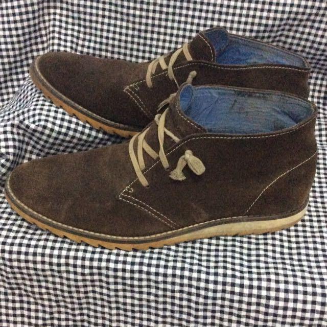 Sepatu mokasin sketchers