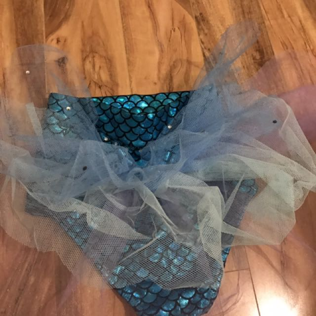 Size6 High Waisted Little Mermaid Inspired