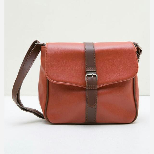 Sling Bag by Hers Bag ( NEGO tipis) Hand Bag/satchel Bag/wallet/clutch/tax Wanita/fesyen Wanita