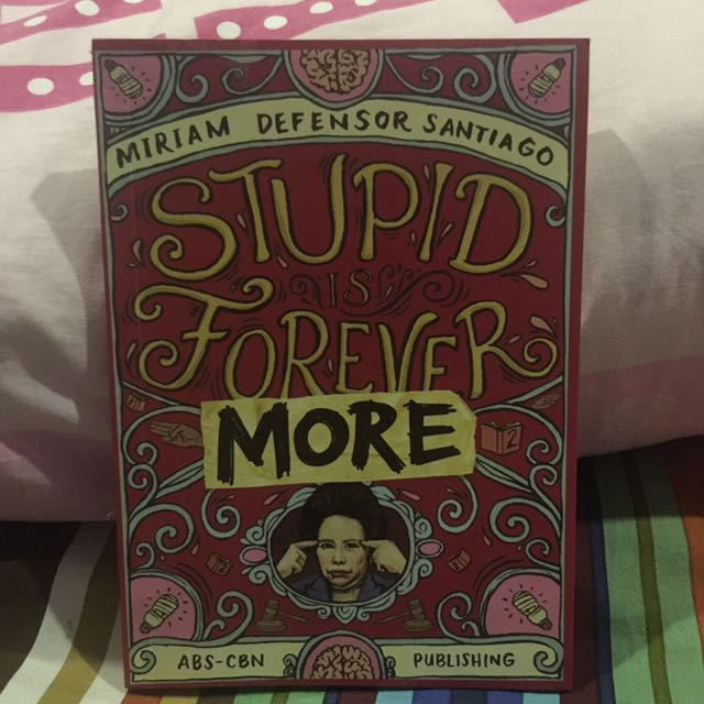 Stupid Forever More