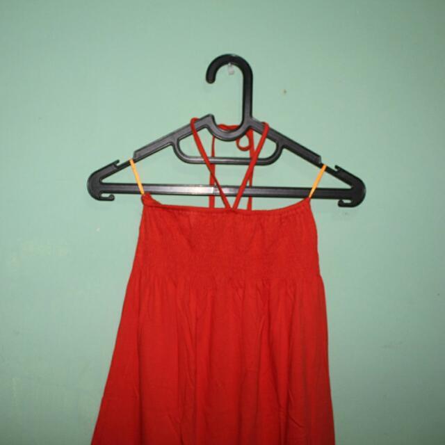 Summer Dress (Backless)