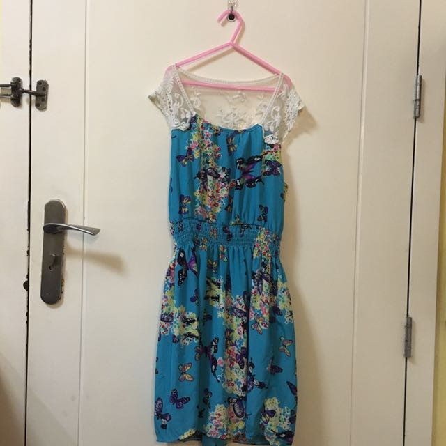 Summer Dress Floral