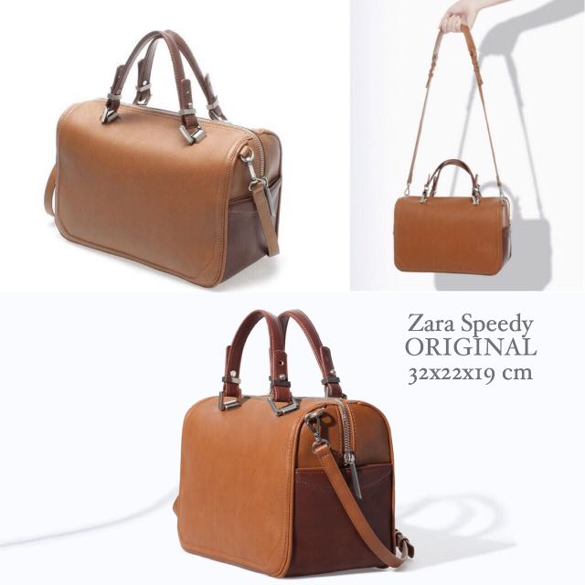Tas Zara Speedy Original