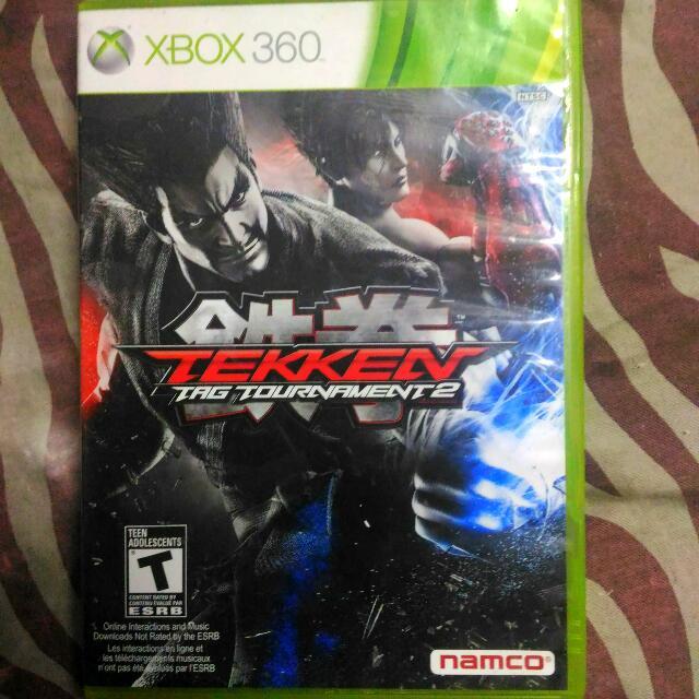 Tekken Tag, Harry Potter Xbox Games