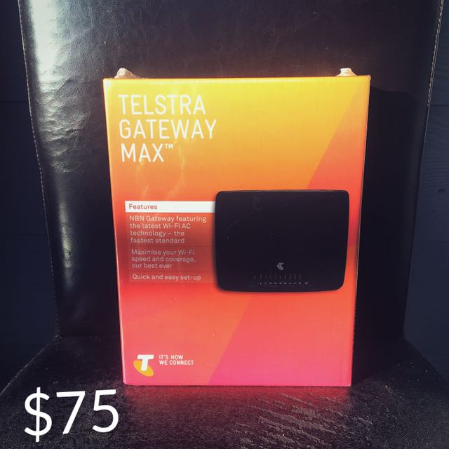 Telstra Gateway Max Modem