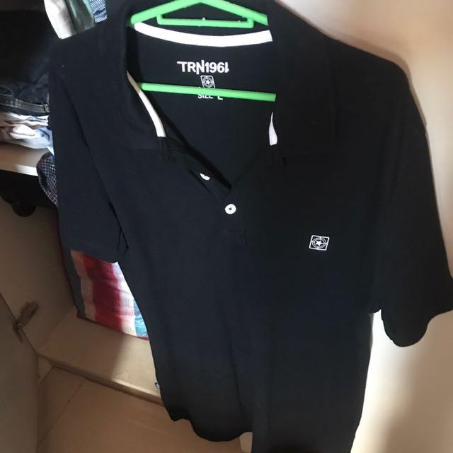 Teranova Polo Shirt (black)
