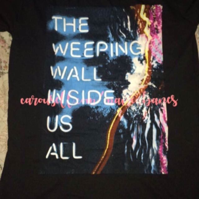 The Weeping Wall Inside Us All Tee