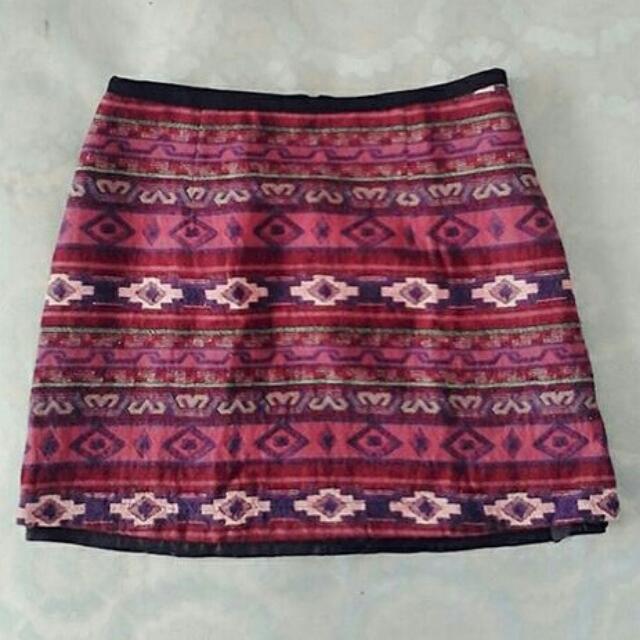 Tisgratis MAJE Tirbal Skirt