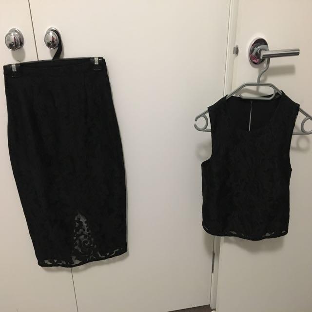 Tokito 2 Piece Outfit