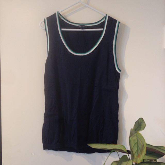 tommy hilfiger soft vest
