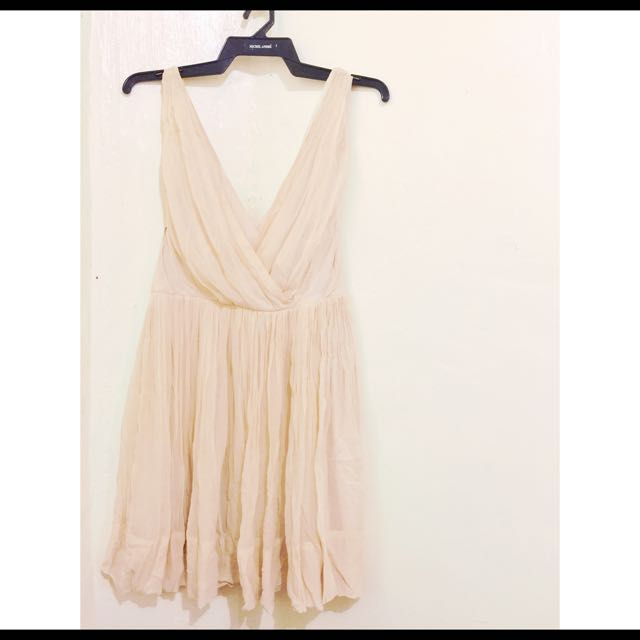 Topshop Grecian Dress