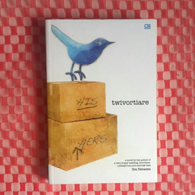 Twivortiare Novel