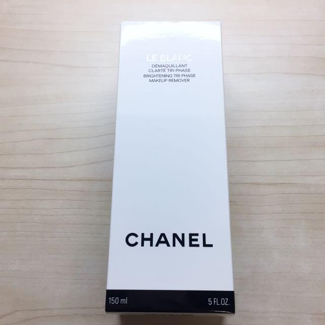 (僅包裝紙盒)香奈兒珍珠光感TXC超淨白卸妝凝膠