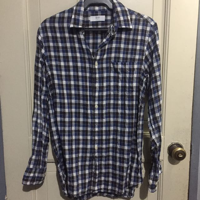 Uniqlo Button Down