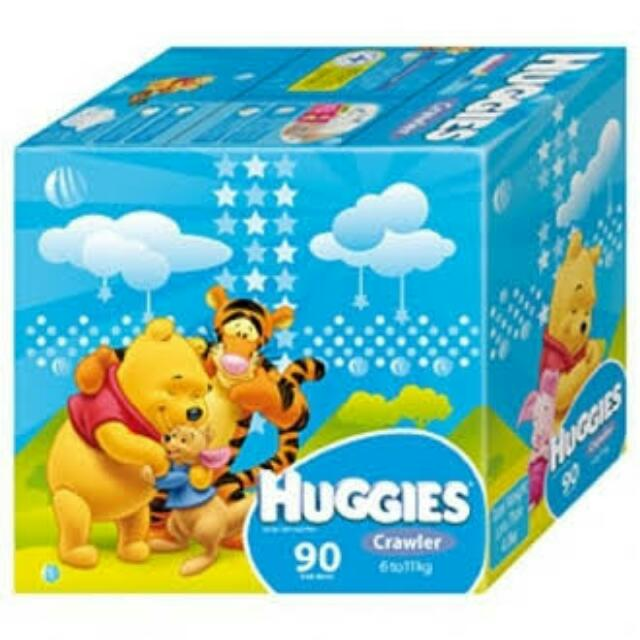 Unopened Nappies & Boys Clothing