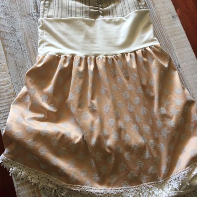 Vintage Dress Size Small Medium