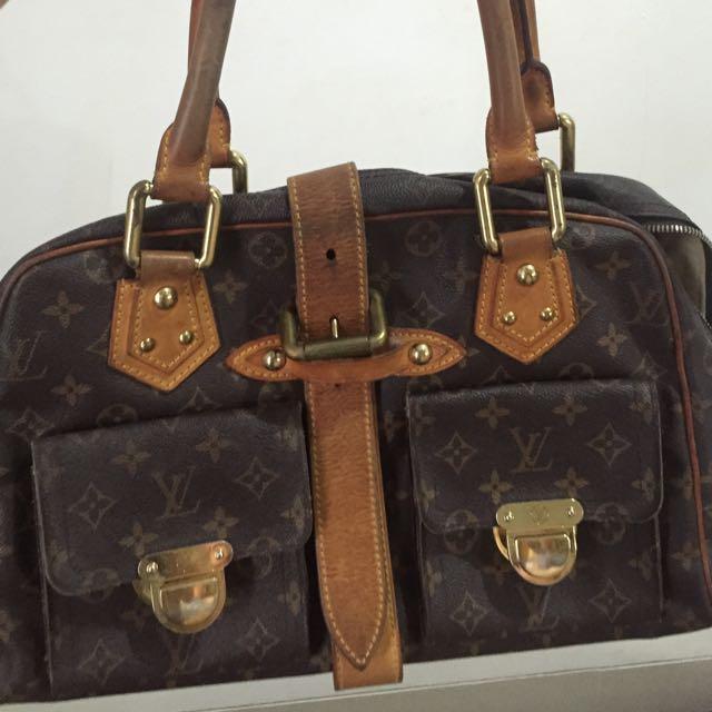 VINTAGE Louis Vuitton Authentic Manhattan