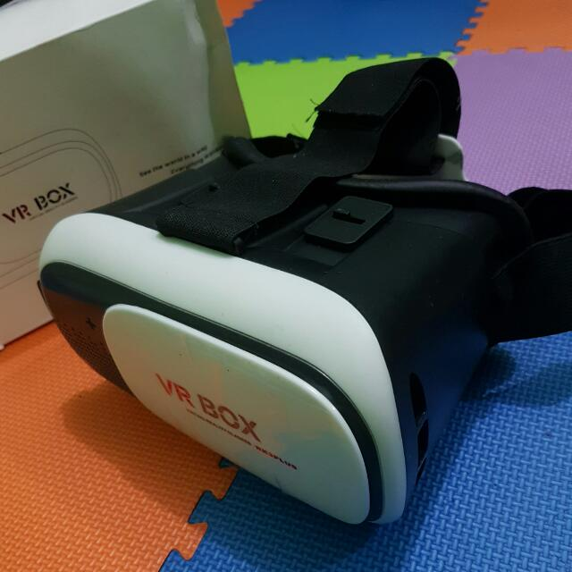 VR BOX Mulus Like New