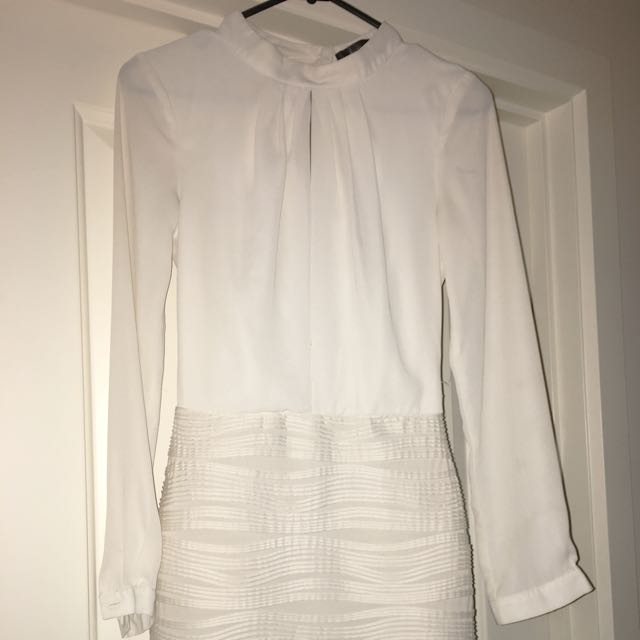 White Paradise.co Dress Size 6