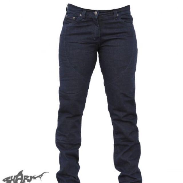 Women's Shark Kevlar Jeans