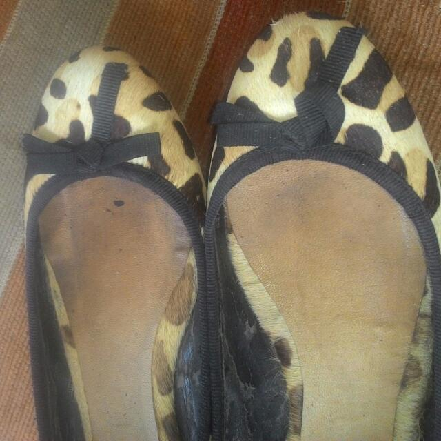 zara original flatshoes size 38, insole 24 cm