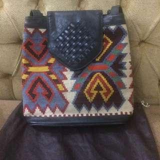 Yun Art Turkish Bag