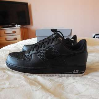 Nike Air Force 1 mens shoes, size 11.5 US, brand new in box