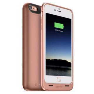 IPHONE 6 MOPHIE CASE (Rose Pink)