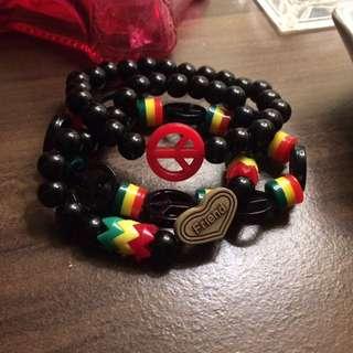 Hippie Bracelet set