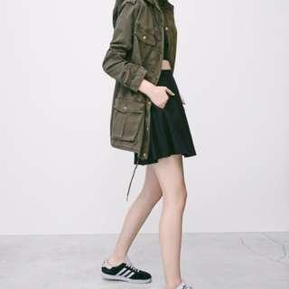 ARITZIA TROOPER jacket In Size XSMALL Light Green