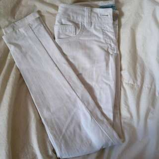 WHITE MARCIANO JEANS