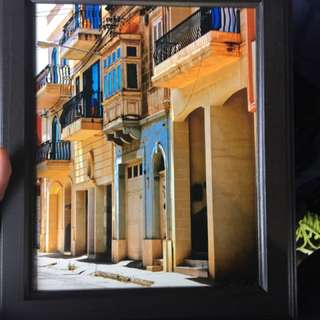 Malta Homes Original Photography Print