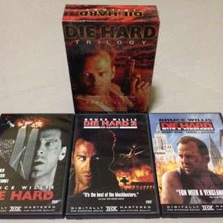 Die Hard Trilogy (3 DVD Box Set)