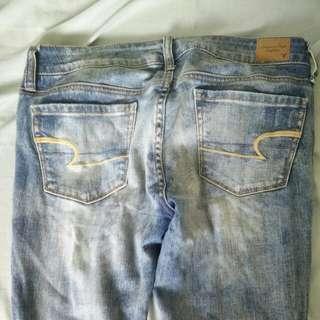 AE Skinny Jeans: Size 6