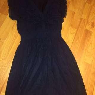 Cute Chiffon Dress