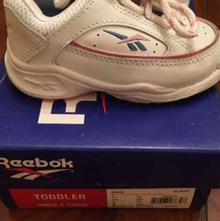 Reebok Toddler Brand New Shoes