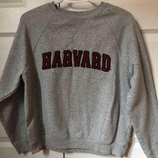 H&M Harvard Crewneck Sweater