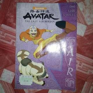 Avatar the Lost Scroll: Air