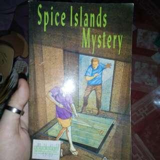 Spice Islands Mystery
