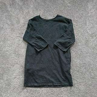 NOUL 3/4 sleeve dress