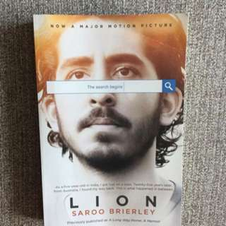 LION (paperback)