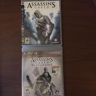 Assassins Creed, Assassins Creed: Revelations