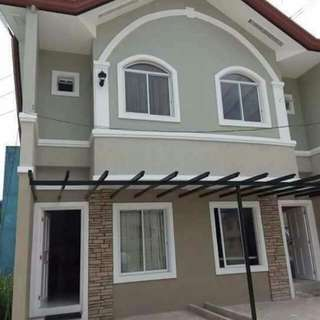 HOUSE AND LOT TOWNHOUSE  FOR SALE 3BEDROOM 2TOILET INSIDE SUMMERFIELD SUBDIVISION ANTIPOLO CITY