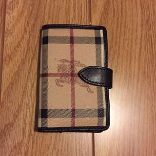 AUTHENTIC BURBERRY IPHONE 4/4S CASE