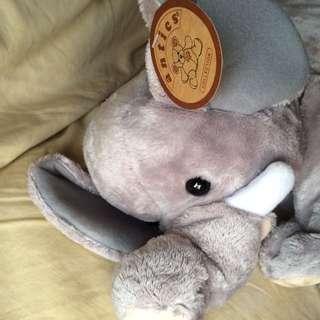 Original Antic Elephant Plush