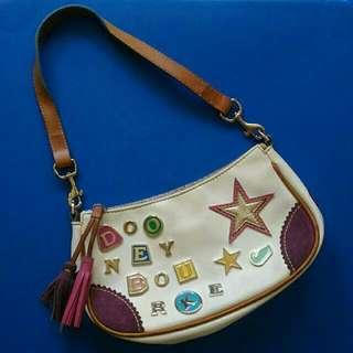 SALE SALE SALE! 💯 Authentic Dooney & Bourke Charm Bag