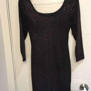 Sparkley Bodycon Dress