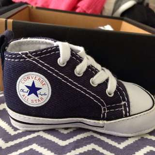 Converse First Shoes